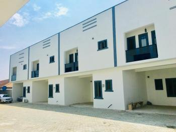 Brand New 4 Bedroom Terrace Duplex in a Serviced Estate with 24 Hour Power, 2nd Toll Gate, Lafiaji, Lekki, Lagos, Terraced Duplex for Rent