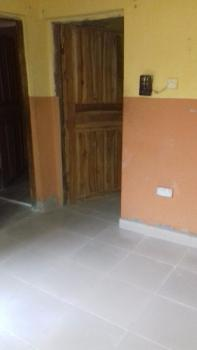 a Clean Mini Flat Tiled Round, Agric Road Igando, Akesan, Alimosho, Lagos, Mini Flat for Rent