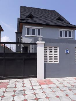 4 Bedroom Semi-detached Duplex with a Maid Room, Suitable for Office Use, Lekki Expressway, Lekki, Lagos, Semi-detached Duplex for Rent