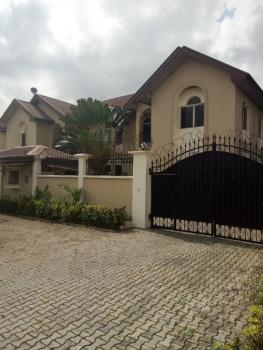 a Fantastically Built 4 Bedroom Semi Detached Duplex with Two Room Bq in a Serene Neighborhood, Osborne Phase 2, Osborne, Ikoyi, Lagos, Semi-detached Duplex for Sale