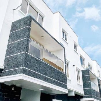 4 Bedroom Townhouse, Ilaje, Vgc, Lekki, Lagos, Terraced Duplex for Sale
