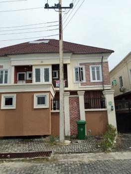 American Standard, Well Fitted , 3 Bedroom Semi Detached Service Duplex, Spg, Agungi, Lekki, Lagos, Semi-detached Duplex for Rent