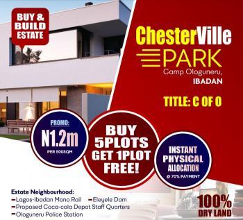 Affordable Plots of Land, Ologuneru, Jericho, Ibadan, Oyo, Mixed-use Land for Sale