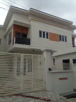 Newly Built and Well Finished 4bedroom Duplex with a Room Bq, Divine Homes, Thomas Estate, Ajah, Lagos, Semi-detached Duplex for Sale