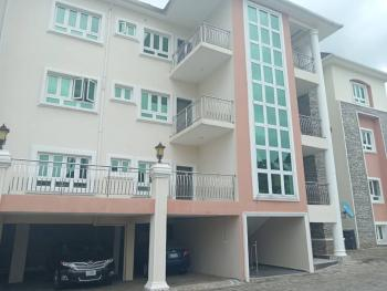 a Standard and Very Spacious 3 Bedroom Apartment, Guzape District, Abuja, Flat for Rent