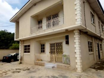 Well Maintained Block of 4 Flats of 3 Bedroom Each with Uncompleted 2 Nos of Mini Flat Bq, Close to Ikotun Bus Stop, Ikotun, Lagos, Block of Flats for Sale