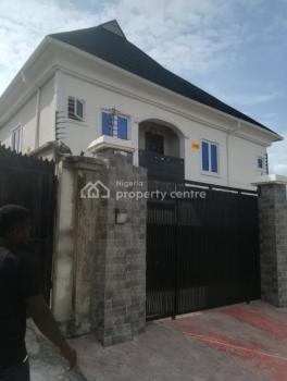 Brand-new Block of 4 Flats of 2 Bedroom on a Plot of Land in a Serene Estate, Ogba, Ikeja, Lagos, Block of Flats for Sale