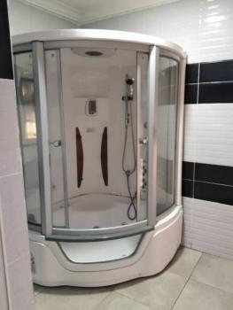 Luxury 3 Bedroom Flat, 2 Mins Drive From Shoprite, Sangotedo, Ajah, Lagos, Flat Short Let