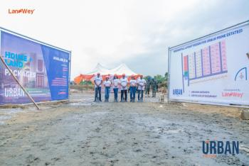 Urban One Prime, Abraham Adesanya, Ajiwe, Ajah, Lagos, Residential Land for Sale
