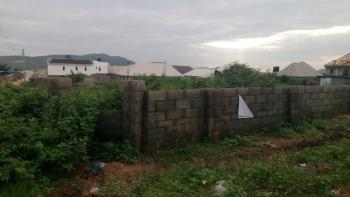 Well Located 600sqm Piece of Land Gov, Approved, Ushafa By Scc Company, Bwari, Abuja, Residential Land for Sale