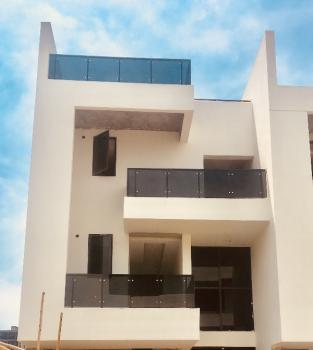 4 Bed Luxury Terrace with Penthouse and Bq, Near Mega Plaza, Victoria Island (vi), Lagos, Terraced Duplex for Sale