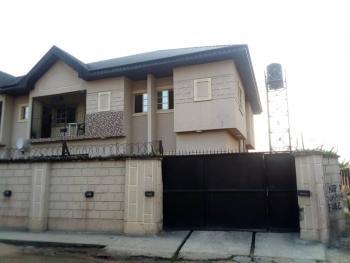 Glamorous Storey Building of 4 Flats, Orhuwhorun, Udu, Delta, House for Sale