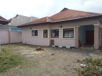 Well Located and Nicely Finished 3 Bedroom Bungalow, New Road, Off Ada George, Port Harcourt, Rivers, Detached Bungalow for Sale