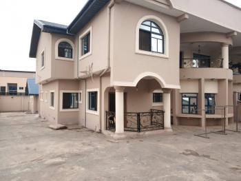 4 Bedroom Semi Detached Duplex, Green Park Estate, Abule Egba, Agege, Lagos, Semi-detached Duplex for Rent