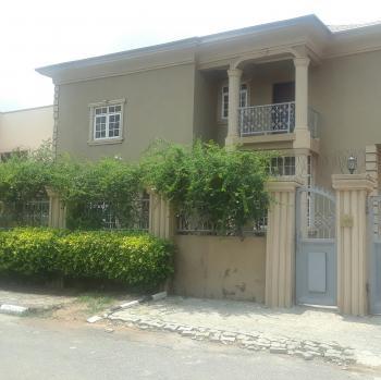 Luxury 4 Bedroom Detached Duplex with 2 Bedroom Guest Chalet, Npa Quarters Off Ibrahim Babangida Way, Maitama District, Abuja, Detached Duplex for Rent