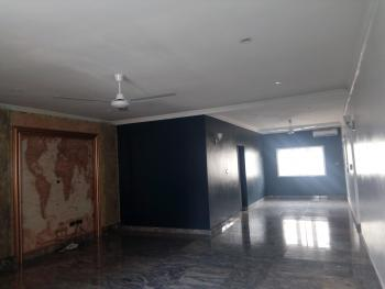 Serviced 2 Bedroom Block of Flat with Servant Quarters, Generator and Air Conditioner, Jabi, Abuja, Flat for Rent