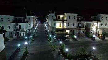 Top Notch Fully Detached 5 Bedroom with Bq, Airport Road, Jabi, Abuja, Detached Duplex for Sale