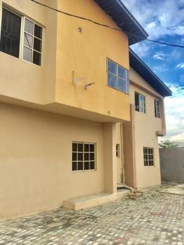 Very Clean 3 Bedroom Flat, with Store Room, Along Peninsular Gardens Road, Behind Blenco Supermarket, Sangotedo, Ajah, Lagos, Flat for Rent