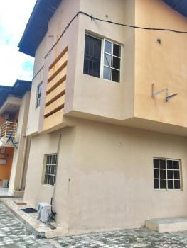 Very Clean and Spacious 3 Bedroom Flat with Store Room, Along Peninsular Gardens, Behind Blenco Supermarket, Sangotedo, Ajah, Lagos, Flat for Rent