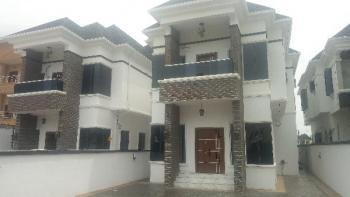 Massive, Luxury New and Exquisitely Built Duplex Tastefully Finished with Bq, Ikota Villa Estate, Lekki, Lagos, Detached Duplex for Sale