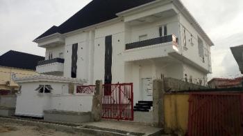 Brand New and Very Spacious 4 Bedroom Duplex with Bq, Agungi, Lekki, Lagos, Semi-detached Duplex for Sale
