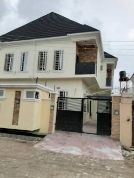 4 Bedroom Ensuite Semi Detached Duplex with Bq in a Quiet Location, Agungi, Lekki, Lagos, Semi-detached Duplex for Sale
