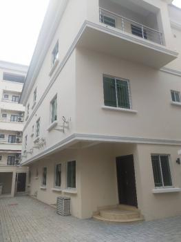 4 Bedroom Semi Detached House, Parkview, Ikoyi, Lagos, Detached Duplex for Sale