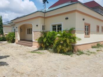Luxury 3 Bedroom Detached Bungalow with 1-room Bq for Sale, Clobek Estate, By Trademore Estate, Lugbe District, Abuja, Detached Bungalow for Sale