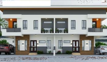Offplan | 4 Bedroom Semi Detached Duplex | Serviced, Orchid Road and By Vgc, Lafiaji, Lekki, Lagos, Semi-detached Duplex for Sale