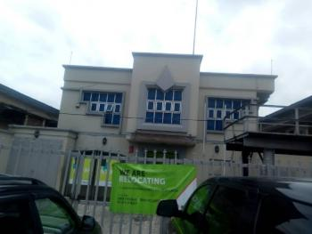 Detached House Formerly Used for Banking, Bode Thomas Street, Surulere, Lagos, Office Space for Rent