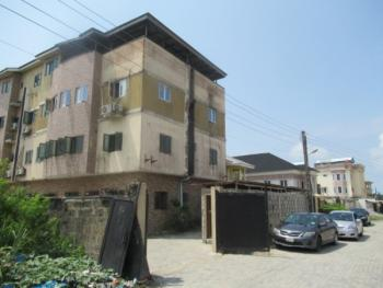 Well Maintained 2 Bedroom with a Room in a Mini Estate, Before Chevron Drive Roundabout, Lekki, Lagos, Flat for Sale