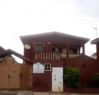 6 Bedroom (3 Up, 3 Down) with C of O, Oremeji Temidire Estate, Akute, Ifo, Ogun, Block of Flats for Sale