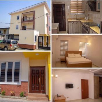 a Newly Built Luxury 4 Bedroom Terraced Duplex, Off Adeniyi Jones, Adeniyi Jones, Ikeja, Lagos, Terraced Duplex for Sale