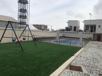 Brand New 4 Bedroom Terrace Duplex with Swimming Pool, Off Orchid Hotel Road, Lafiaji, Lekki, Lagos, Terraced Duplex for Rent
