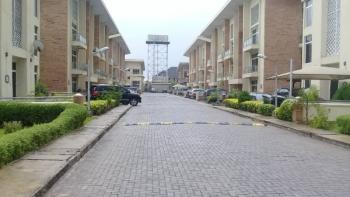 Nicely Maintained 4 Bedroom Terrace Duplex, Lekki Phase 1, Lekki, Lagos, House for Rent