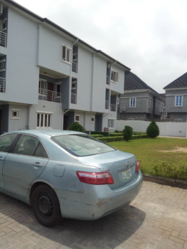 4 Bedroom Terrace House Within a Mini Estate Close, Ikota Villa Estate, Lekki, Lagos, Terraced Duplex for Rent