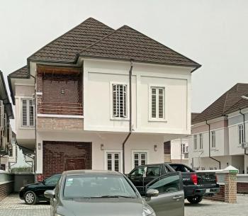 4 Bedroom Semi Detached Duplex with Bq, Opposite Mega Chicken,, Lekki Expressway, Lekki, Lagos, Semi-detached Duplex for Sale