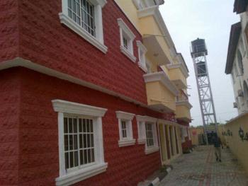 Lovely Three Bedroom Flat. No Bq. (ground Floor Available), Ikota Villa Estate, Lekki, Lagos, Flat for Rent