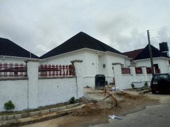 Luxury Finished Brand New 3 Bedroom Spacious Detached Bungalow with 2 Rooms  Bq, Interlock Compound and Marble Floors, Gwarinpa Estate, Gwarinpa, Abuja, Detached Bungalow for Sale