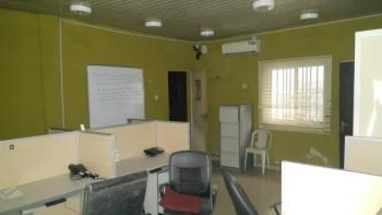 Self Compound Ground Floor Office Space, Allen, Ikeja, Lagos, Office Space for Rent