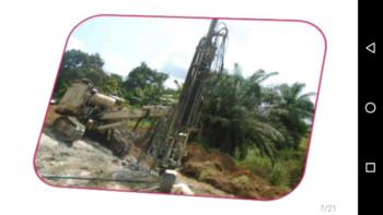 Functional Quarry Site and Equipment, Along Lagos Ibadan Expressway, Obafemi Owode, Ogun, Factory for Sale
