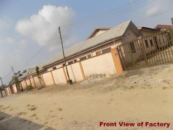 Distress Sales of Factory on Large Expanse of Land with Staff Quarters, Alatise, Ibeju Lekki, Lagos, Factory for Sale