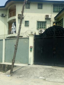 Lovely 4 Bedroom Duplex @bode Thomas, Bode Thomas, Surulere, Lagos, Semi-detached Duplex for Rent