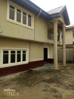 Newly Renovated and Well Finished with Pop 4 Bedroom Duplex, Badore, Ajah, Lagos, Semi-detached Bungalow for Rent