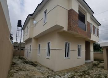 Brand New 4 Bedroom Fully Detached Duplex with a Room Bq, Thomas Estate, Ajah, Lagos, Detached Duplex for Sale