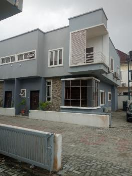 4 Bedroom Semi Detached Duplex, Idado, Lekki, Lagos, Terraced Duplex for Rent