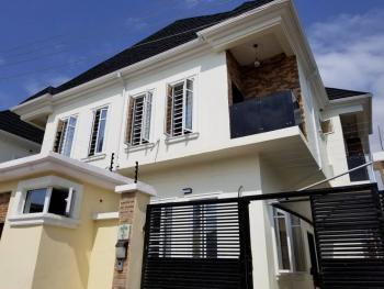 Brand New 4-bedroom Semi-detached House with Bq  (great Investment Property), Idado, Lekki, Lagos, Semi-detached Duplex for Sale
