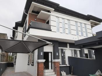 Luxuriously Finished Four (4) Bedroom Semi Detached Duplex with Bq, Oral Estate, Lekki, Lagos, Semi-detached Duplex for Sale