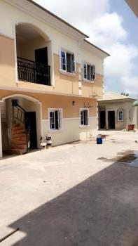 Newly Built 2 Bedroom Flat Very Spacious Close to The Express, Fidiso Estate, Abijo, Sangotedo, Ajah, Lagos, Flat for Rent
