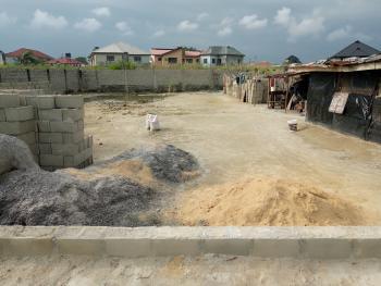 Plot(648sqm) of Land. Deed, Atlantic View Estate, Off Alpha Beach Road,new-road Bstop, Igbo Efon, Lekki, Lagos, Residential Land for Sale
